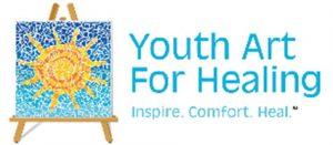 Youth Art For Healing logo