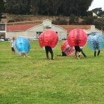 Bubble Soccer Leadership Style