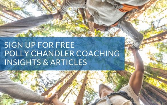 Join the Polly Chandler Coaching Newsletter
